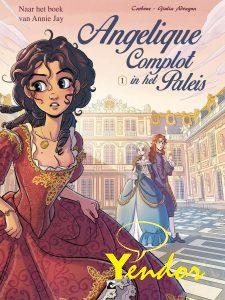 Angelique complot in het paleis 1