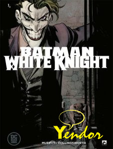 Batman White Knight 3