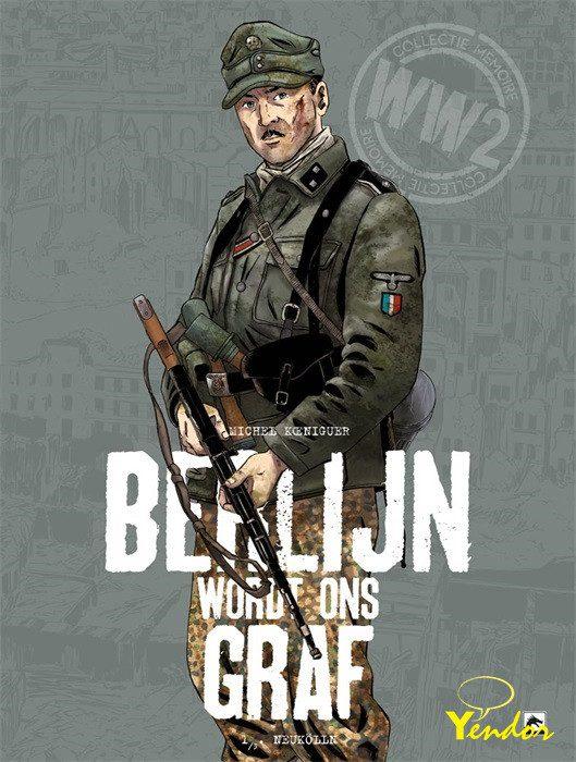 Berlijn wordt ons graf 1 (uitverkocht!)