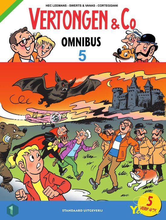 Vertongen & Co omnibus 5