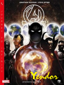 Marvel New Avengers 1