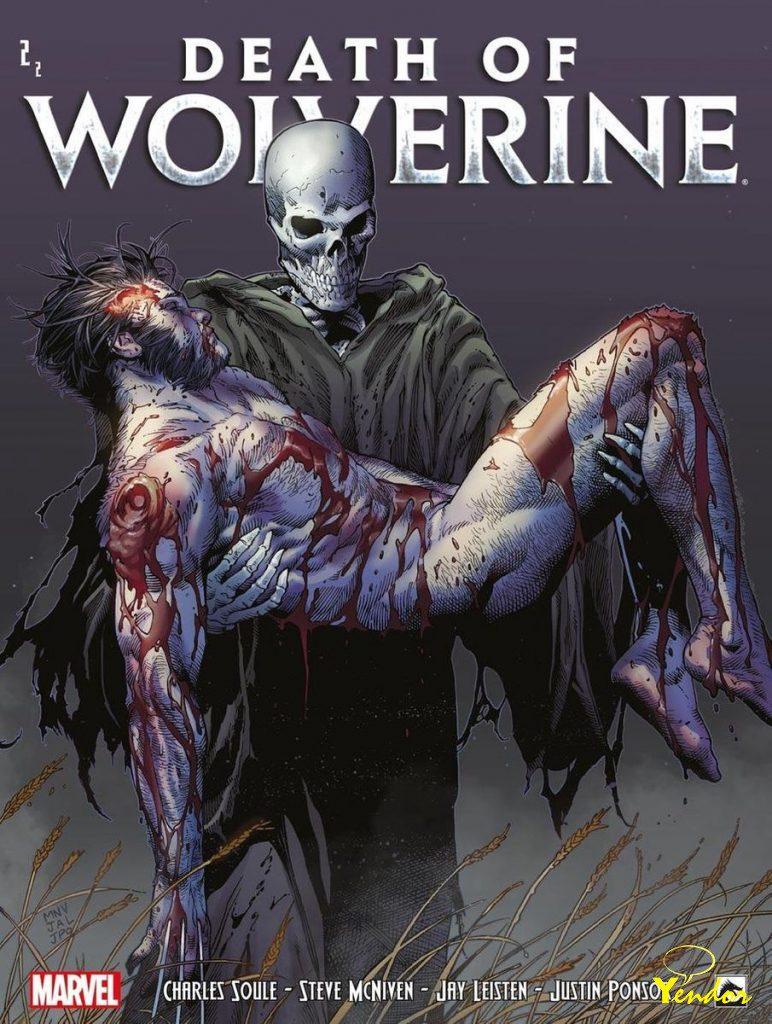 Death of Wolverine 2