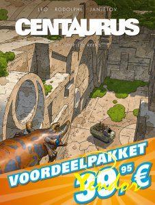 Centaurus pakket 1-5