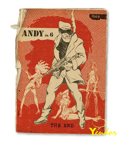 Andy 6, The End