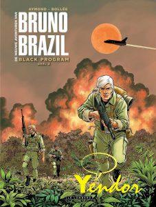 Bruno Brazil - softcovers 2