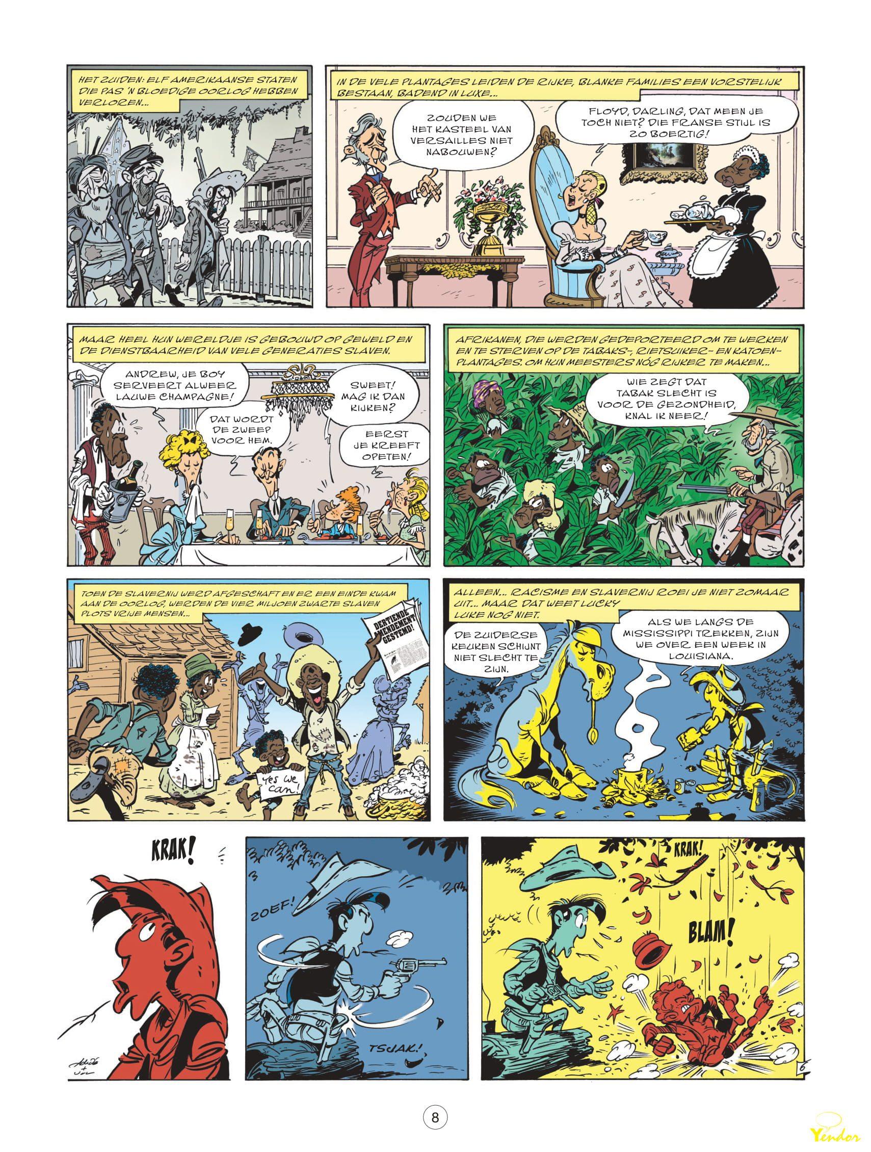 Lucky Luke, nieuwe avonturen van (Lucky comics) 9 -  | Jul