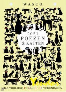 Poezen & Katten scheurkalender