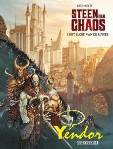 Steen der chaos 1