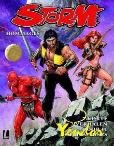 2. Storm - hardcovers