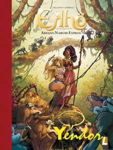 Ekhö - hardcovers 9
