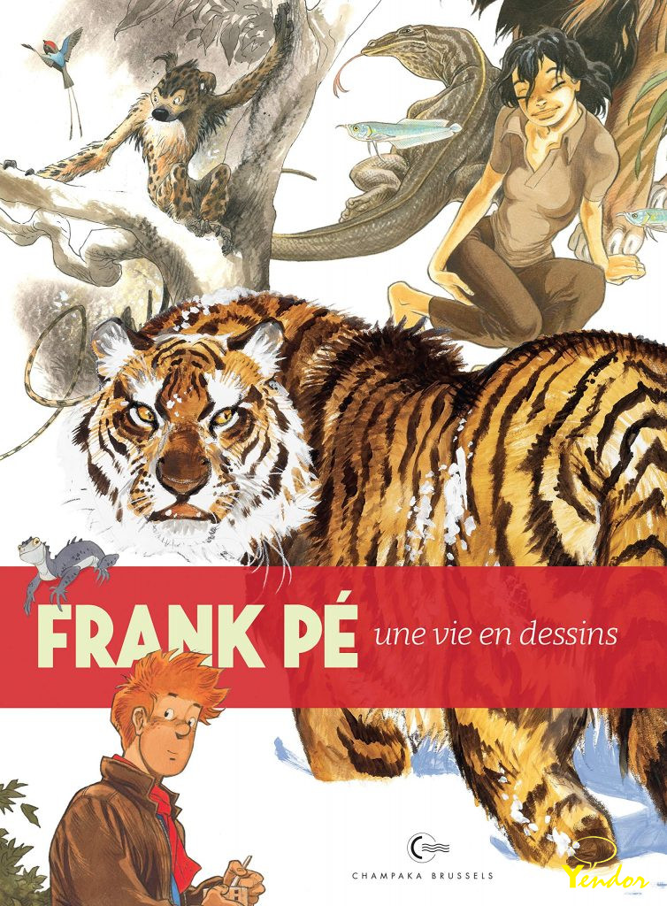 Frank Pe - Une vie en dessins