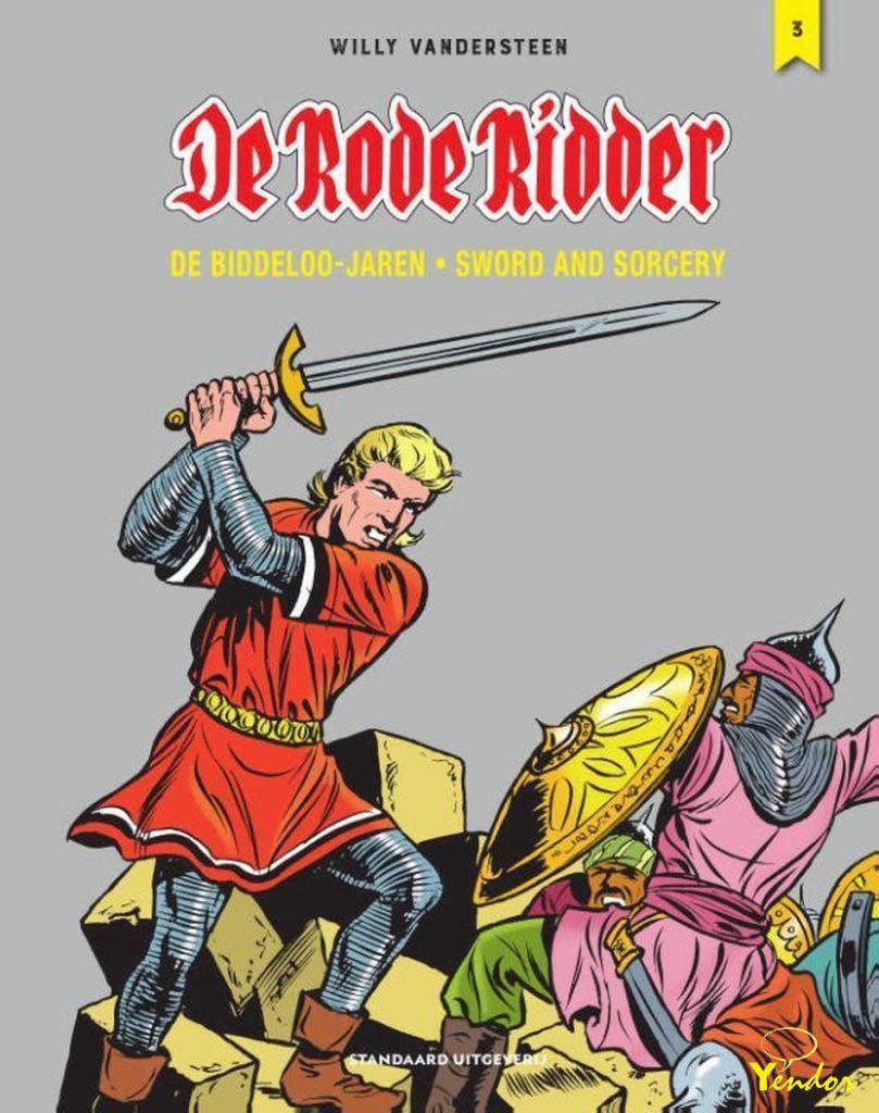 De Rode Ridder integraal, de Biddeloo jaren 3