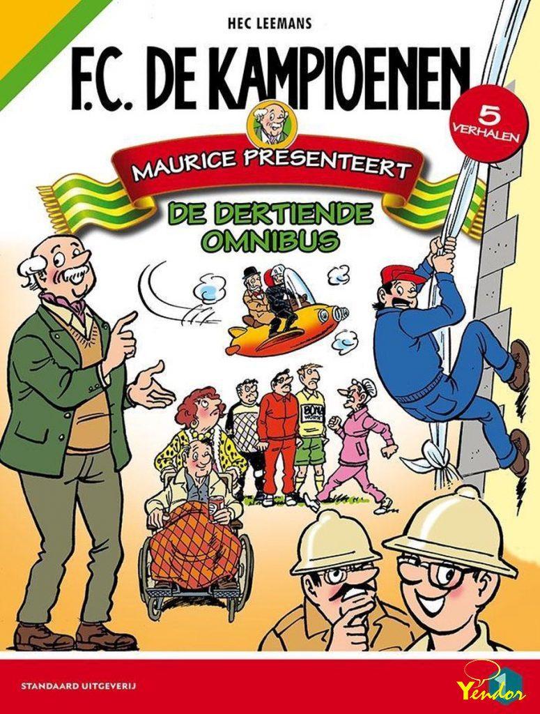 F.C. De Kampioenen omnibus 13