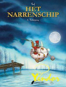 Narrenschip, Het - hardcovers 8