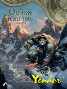 Orks & Goblins - hardcovers 8