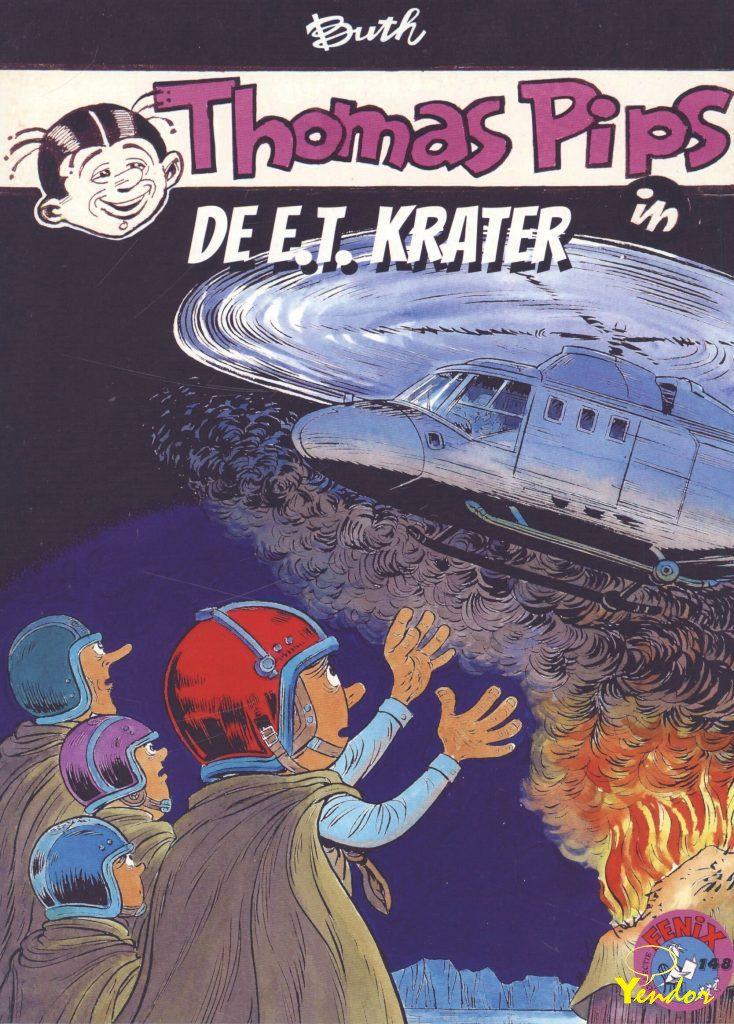 Thomas Pips, de E.T. krater