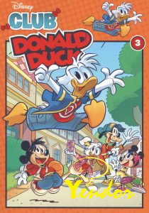 Donald Duck Club pocket 3