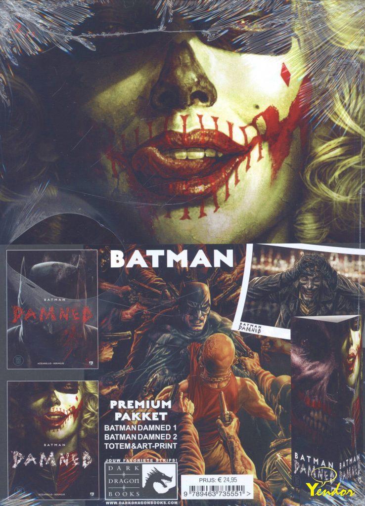 Batman Damned pakket