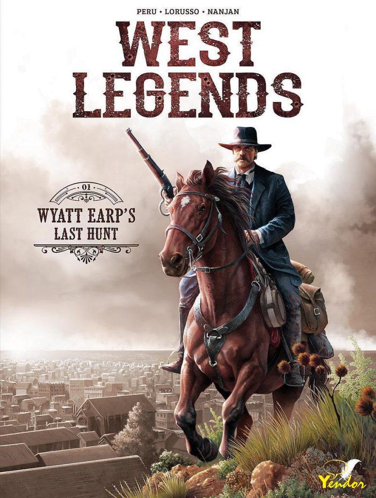 Wyatt Earp's Last Hunt