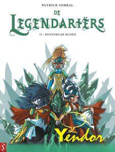 Legendariers, de 13