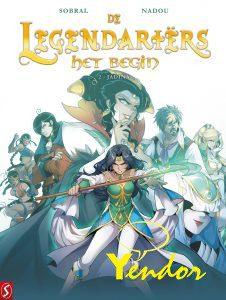 Legendariers - Het begin 2