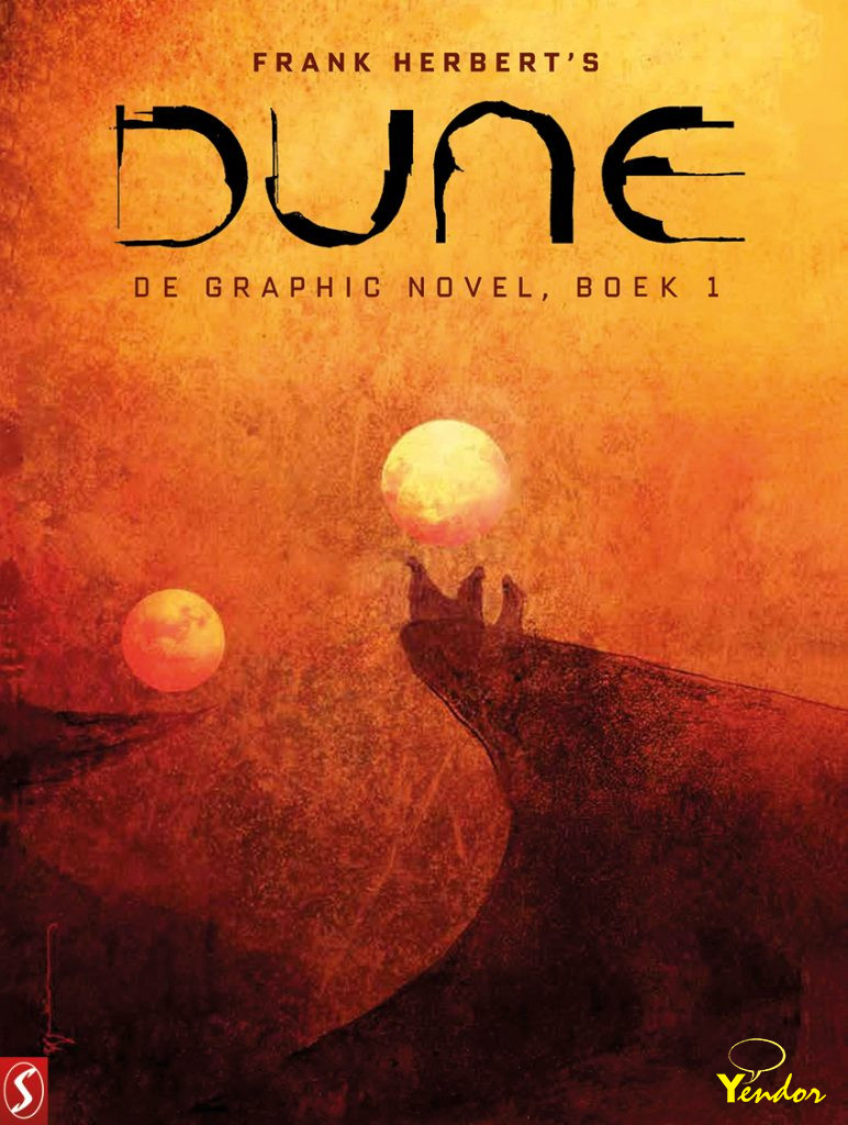 Dune 1, de graphic novel