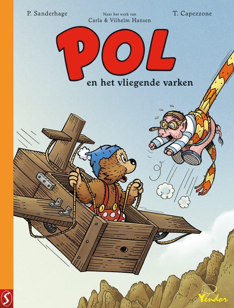 Pol en het vliegende varken