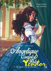 Angelique complot in het paleis 2