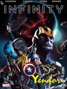 Avengers infinity 1 + 2 premium pack