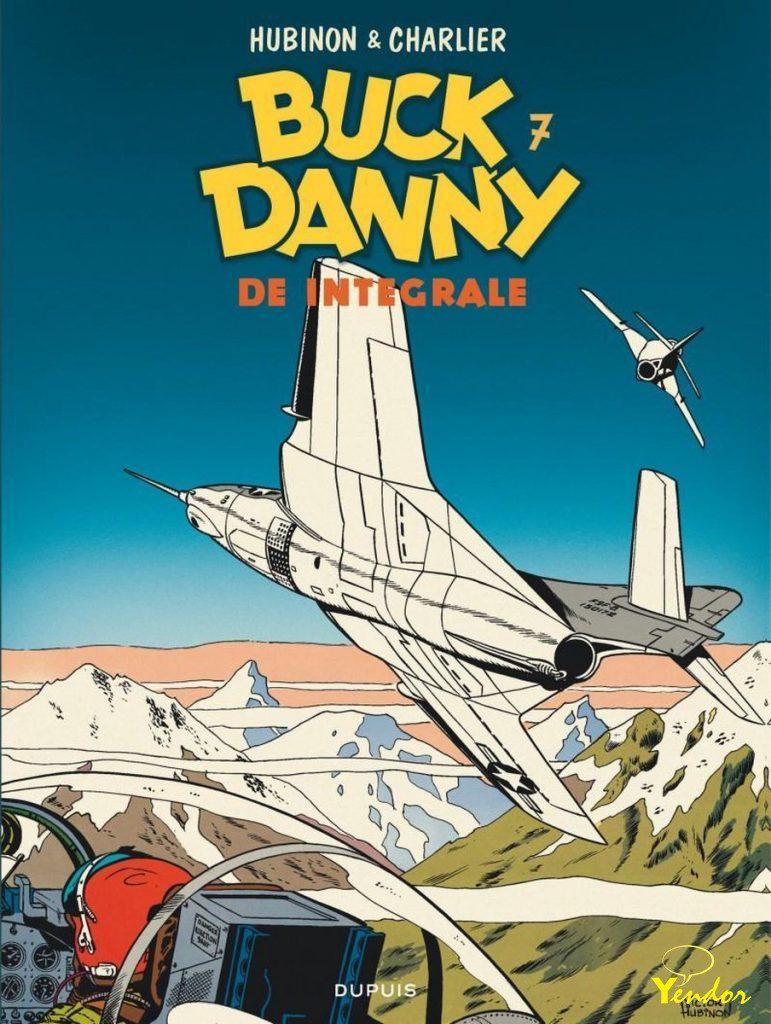 Buck Danny integraal 7