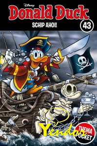 Donald Duck Dubbel Thema pocket 43