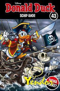 Donald Duck Dubbel Thema pocket 43