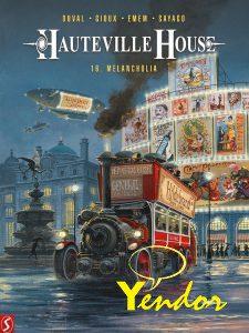 Hauteville House 16