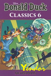 Donald Duck Classics pocket 6