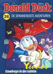 Donald Duck De spannendste avonturen 26