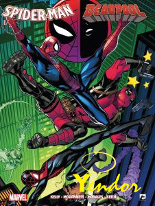 Spider-Man - Deadpool 1