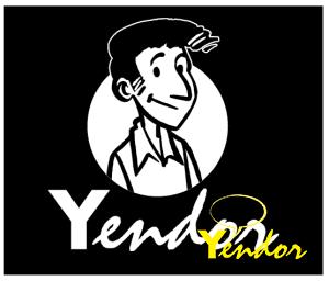 Yendor mondkapje ( hij is teweer .................)