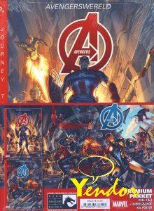 Avengers wereld premium pakker