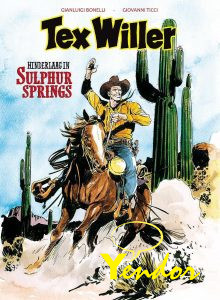 Tex Willer kleur 9