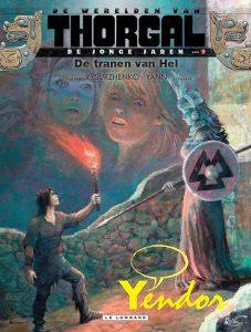 4. De werelden van Thorgal - de jonge jaren - hardcovers 9