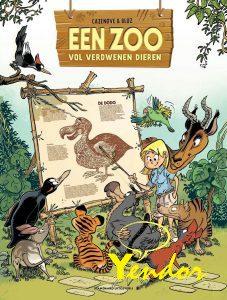 Zoo vol verdwenen dieren, Een 1