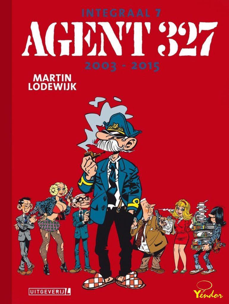 Agent 327 integraal 7, Luxe editie