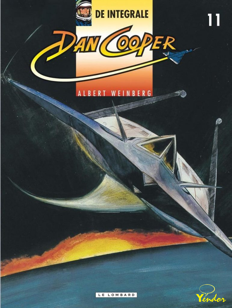 Dan Cooper integraal 11