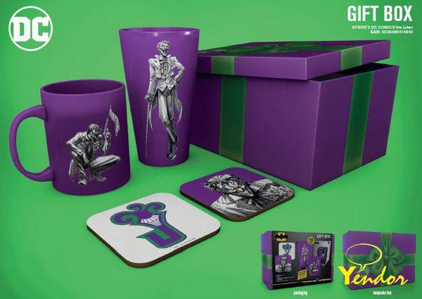 DC Comics The Joker Gift Box