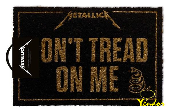 Metallica, Don't tread on me