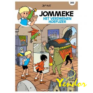 Jommeke - softcovers 305