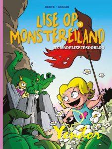 Lise op monstereiland 3