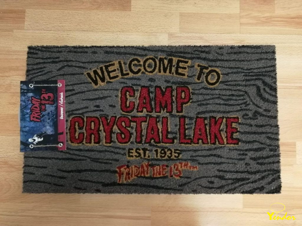 Friday the 13th, Welcome to camp crystal lake