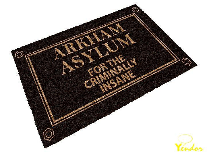 DC Comics, Arkham Asylum