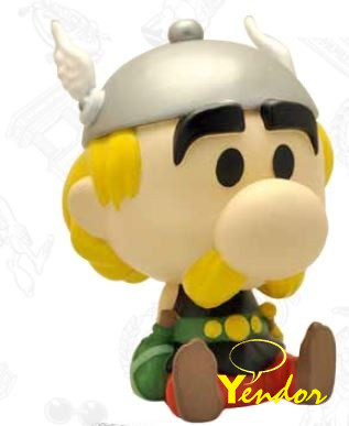 Asterix: Chibi Asterix-muntenbank